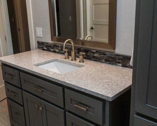 Bathroom Counter | Quartz, Marble, Granite | Springdale & Ft. Smith, AR