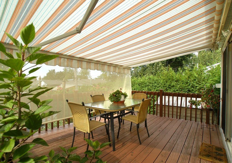 COVER-TECH   Retractable Awnings   Patio Awnings   ROLLTEC ...