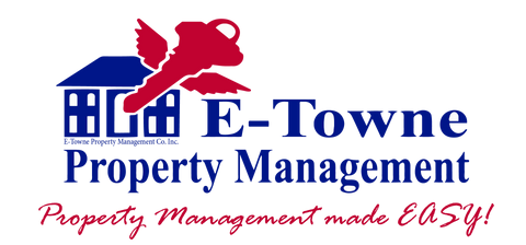 E-Towne Property Management Logo