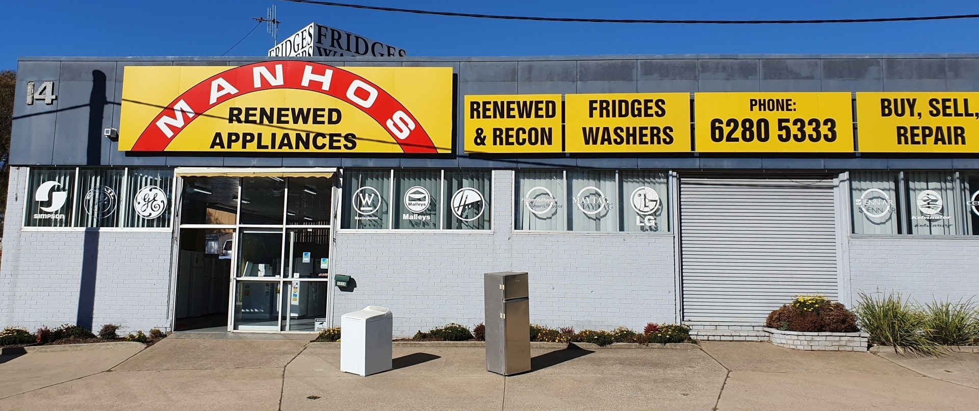 Second Hand Washing Machines Canberra Renewed