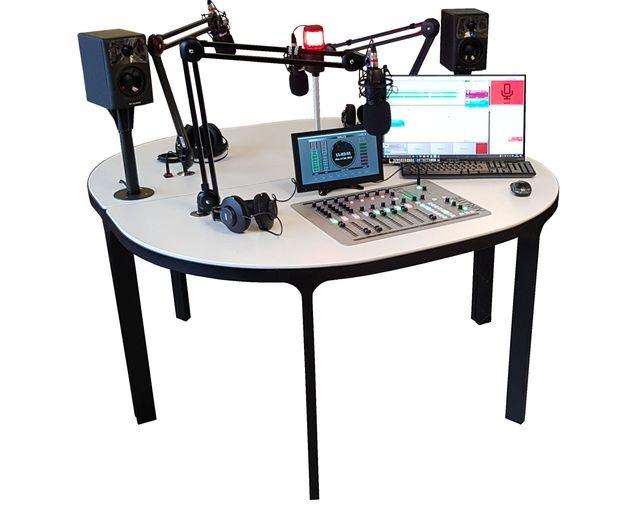 Broadcast Radio Home