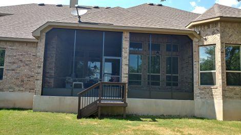 Pool Enclosures San Antonio Tx Breezy Home Improvement