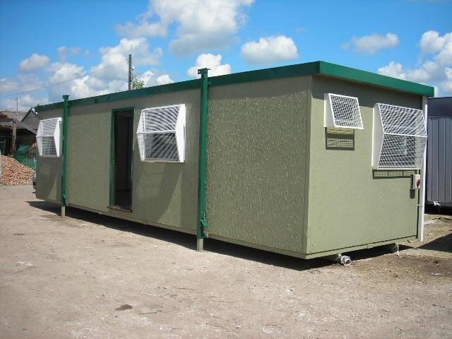 Site office & kitchen/toilet