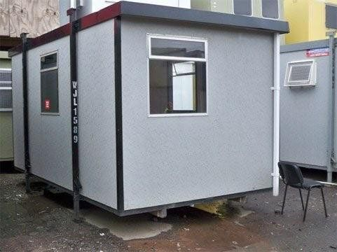 16x9 Site office