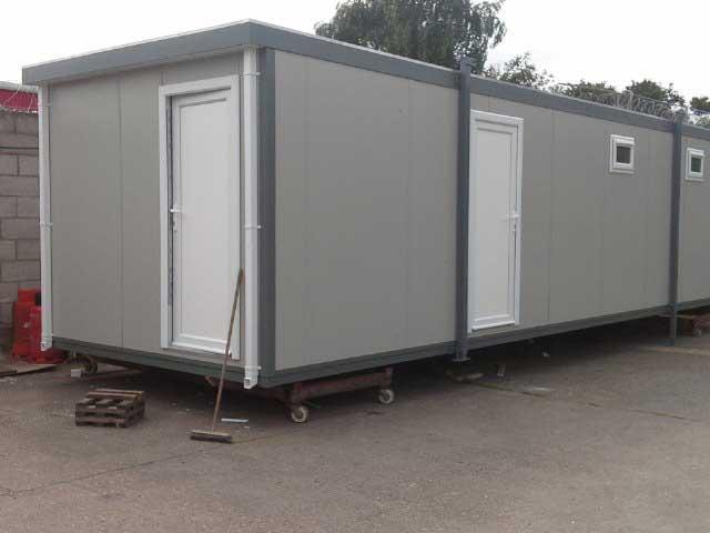32 x 10 Toilet / shower block