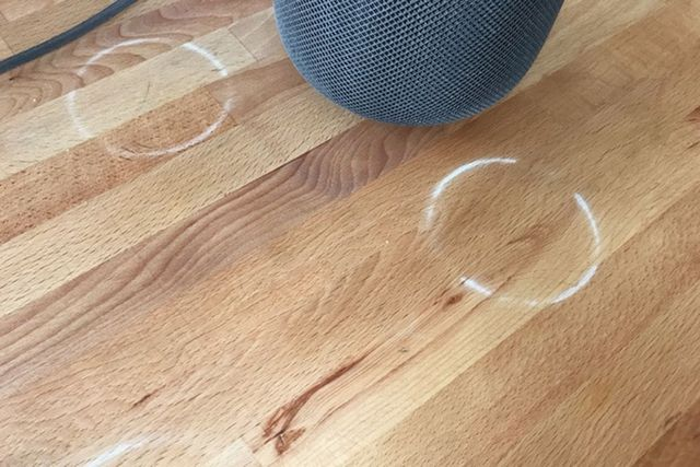 Get Oil Stains Out Of Wood