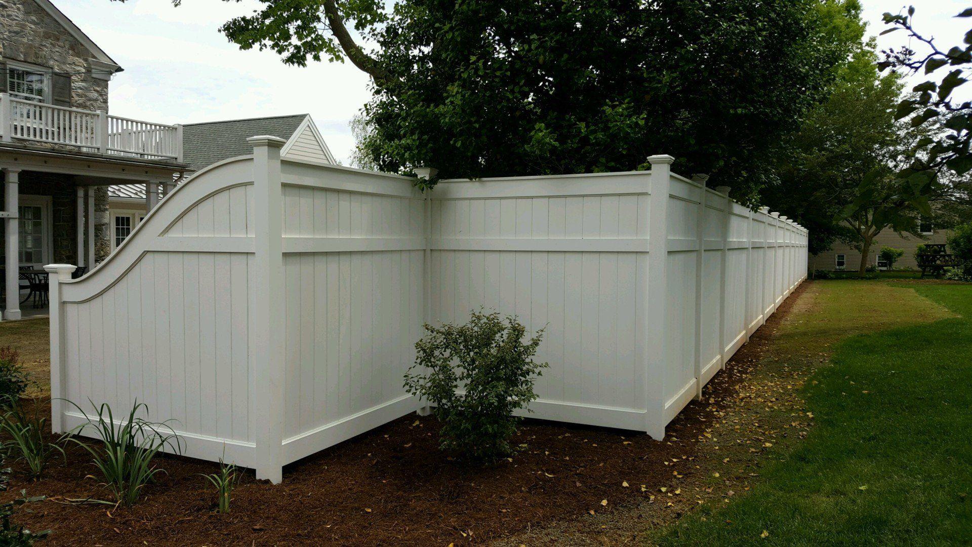 AZEK Solid Cellular PVC Fencing   Millcreek Fence & Decks LLC