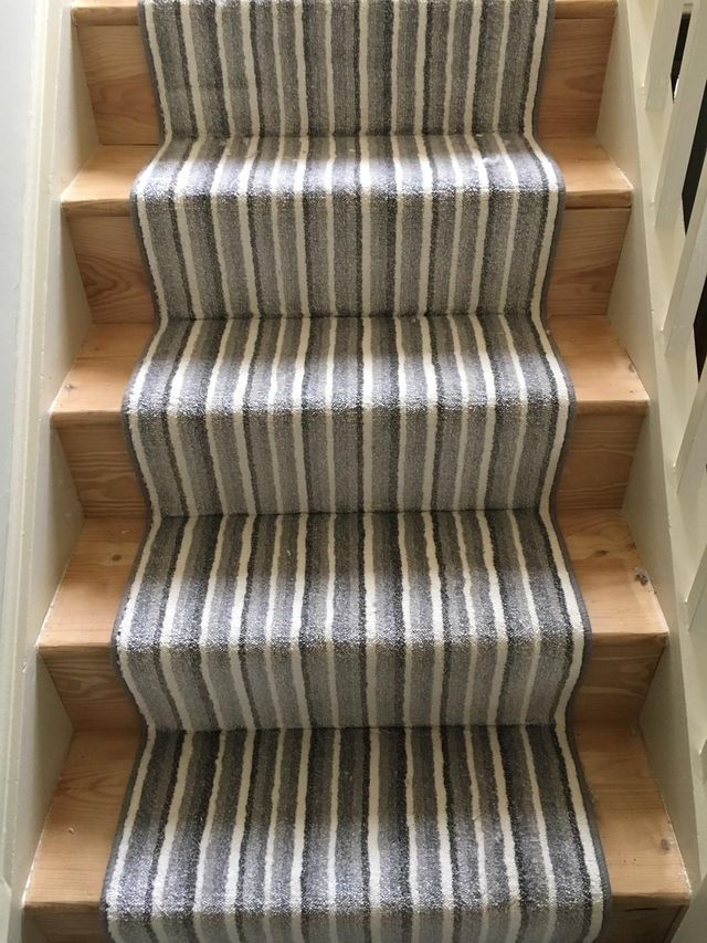 Striped Carpet Runner For Stairs Mycoffeepot Org