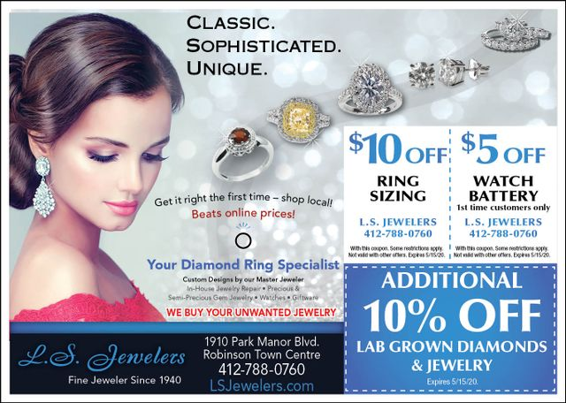 Home Pittsburgh Pa L S Jewelers