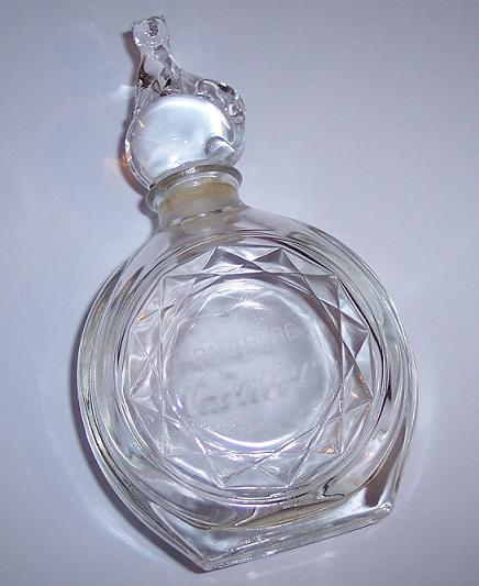 Panthere de Cartier Perfume Bottle