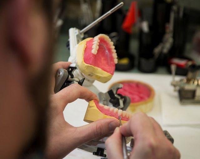 3d Printers Behind This Latest Denture Development