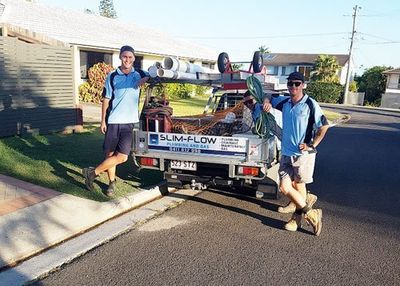Emergency Plumbing on the Sunshine Coast   Slim-Flow ...