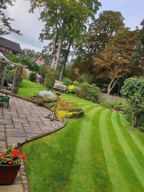 Hard And Soft Landscaping Oakley Landscaping Ltd