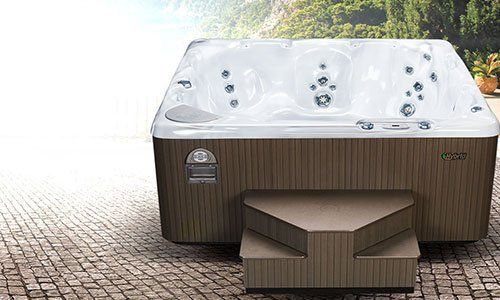 Need A Beachcomber Spa Fitted In Richmond North East