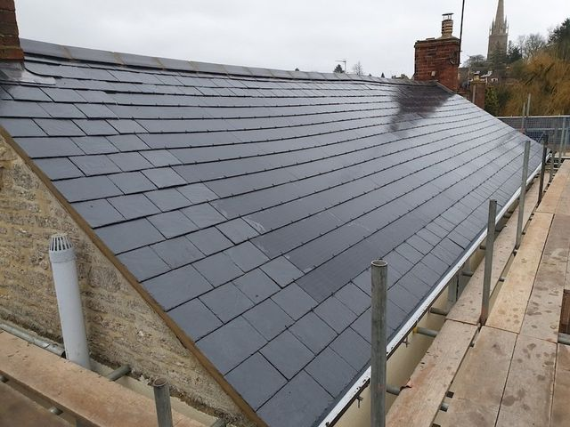 Approved Pv Slate Installers P And R Roofing