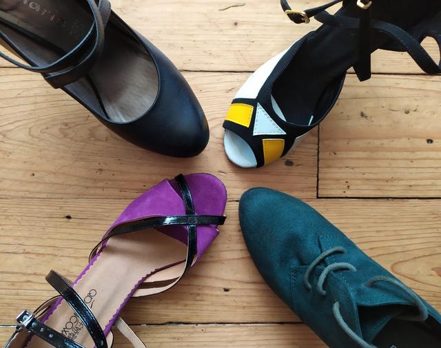 Schoenen, schoenen, schoenen en meer schoenen