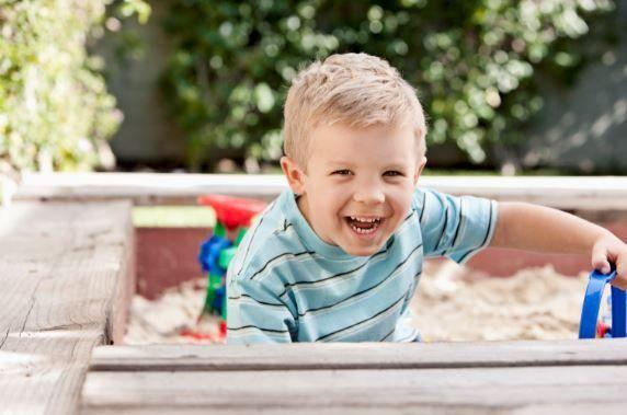 How To Help A Shy Child Adjust Nursery