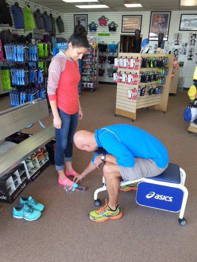 Running Shoes That Fit