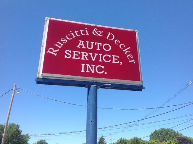 Auto Air Conditioning Erie Pa Ruscitti Decker Auto Service Inc