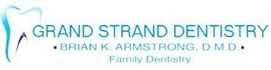 Grand Strand Dentistry Logo