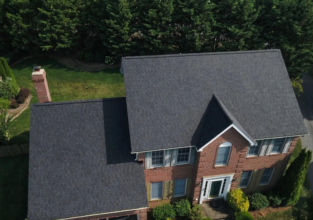 Roofing Contractor In Frederick Md Roof Replacements And Repairs