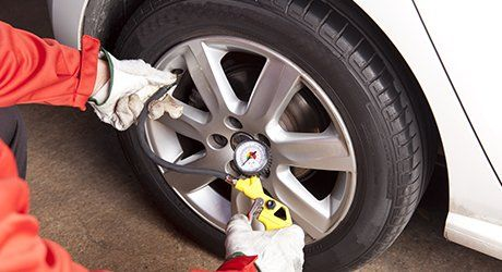 Car Puncture Repairs near Stirling