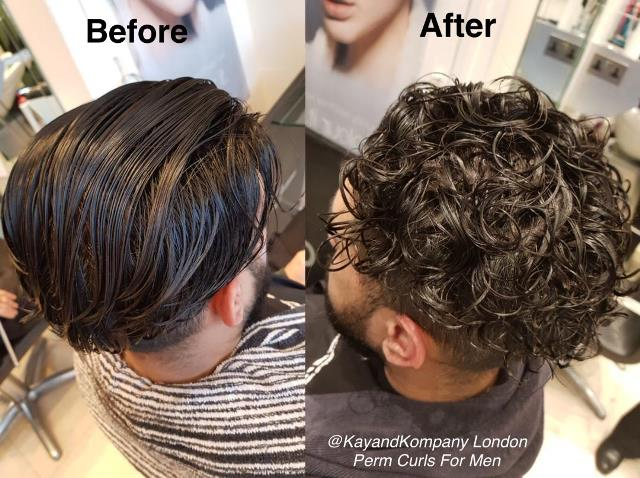 Mens Hair Mens Haircuts Mens Perms London N10 Muswell Hill