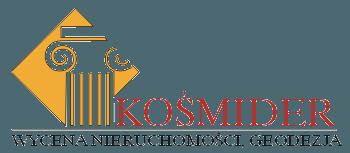 kośmider, wycena nieruchomości, geodezja logo