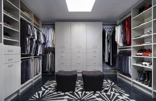Custom Closet Systems Design Installation