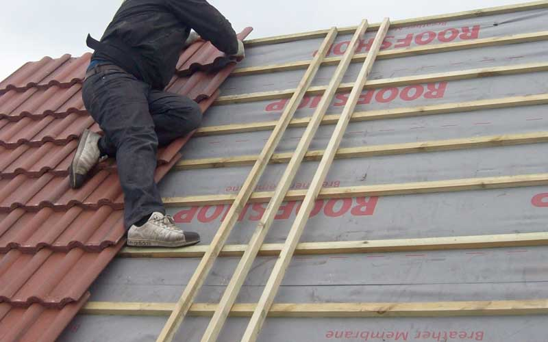 Tile Roof Repair Bristol Affordable Roofing Solutions