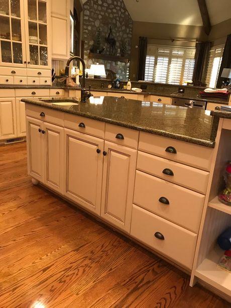 Kitchen Cabinet Refinishing Painting Charlotte Cornelius Lake Norman Nc Interior Staining