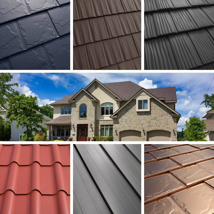 New England Metal Roofing Interlock Metal Roof Systems 2020