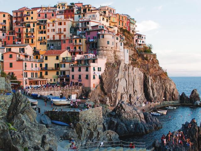 Enchanting Cinque Terre Italy