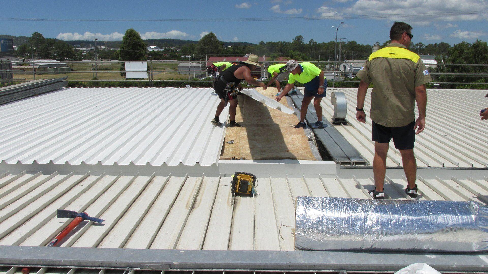Roof Restoration Brisbane