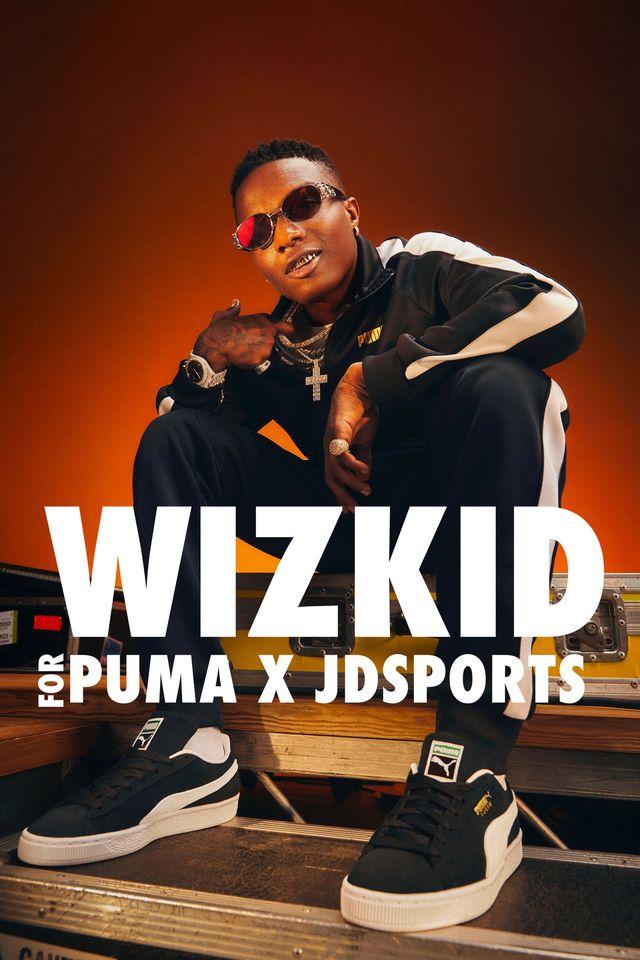 PUMA x JD Sports Suede Campaign
