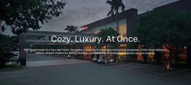 Fm7 Resort Hotel Jakarta Airport Jakarta Airport Hotel