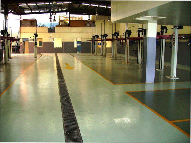 Concrete Grinding Auckland   Grind & Seal Ltd