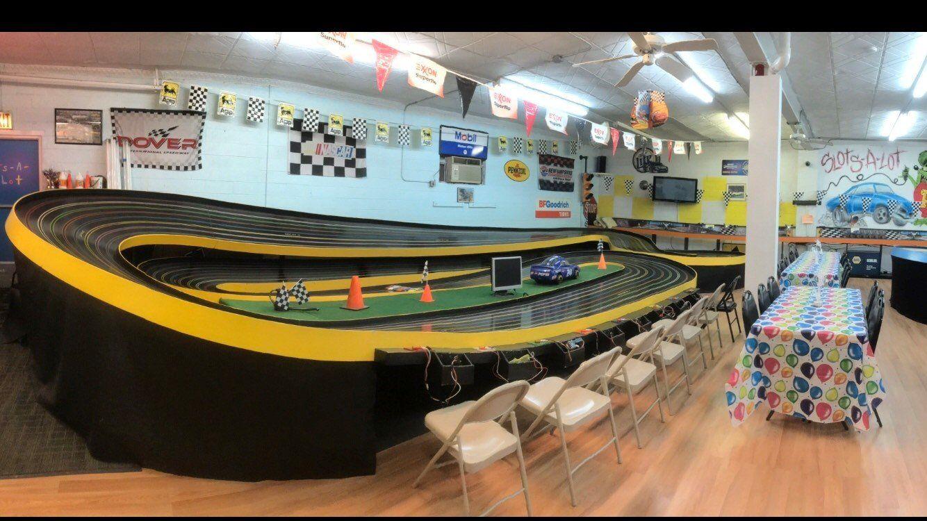 Slot car racing long island