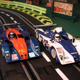 Slot car racing franklin square