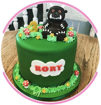 Fantastic Delicious Made To Order Party Cakes In Milngavie Personalised Birthday Cards Veneteletsinfo