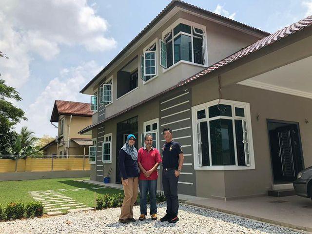 Tenaga Jaya Construction Kontraktor Bina Rumah