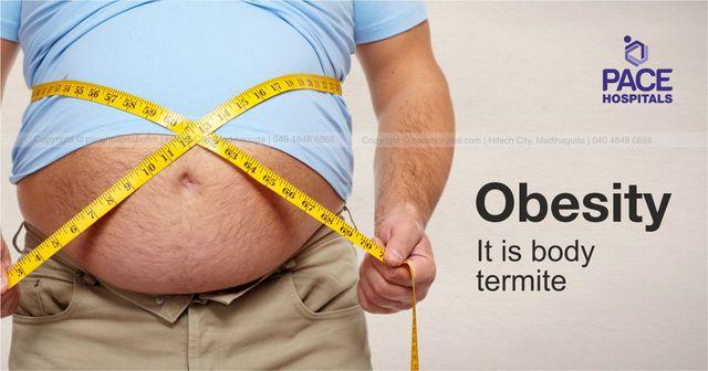 Obesity It Is Body Termite