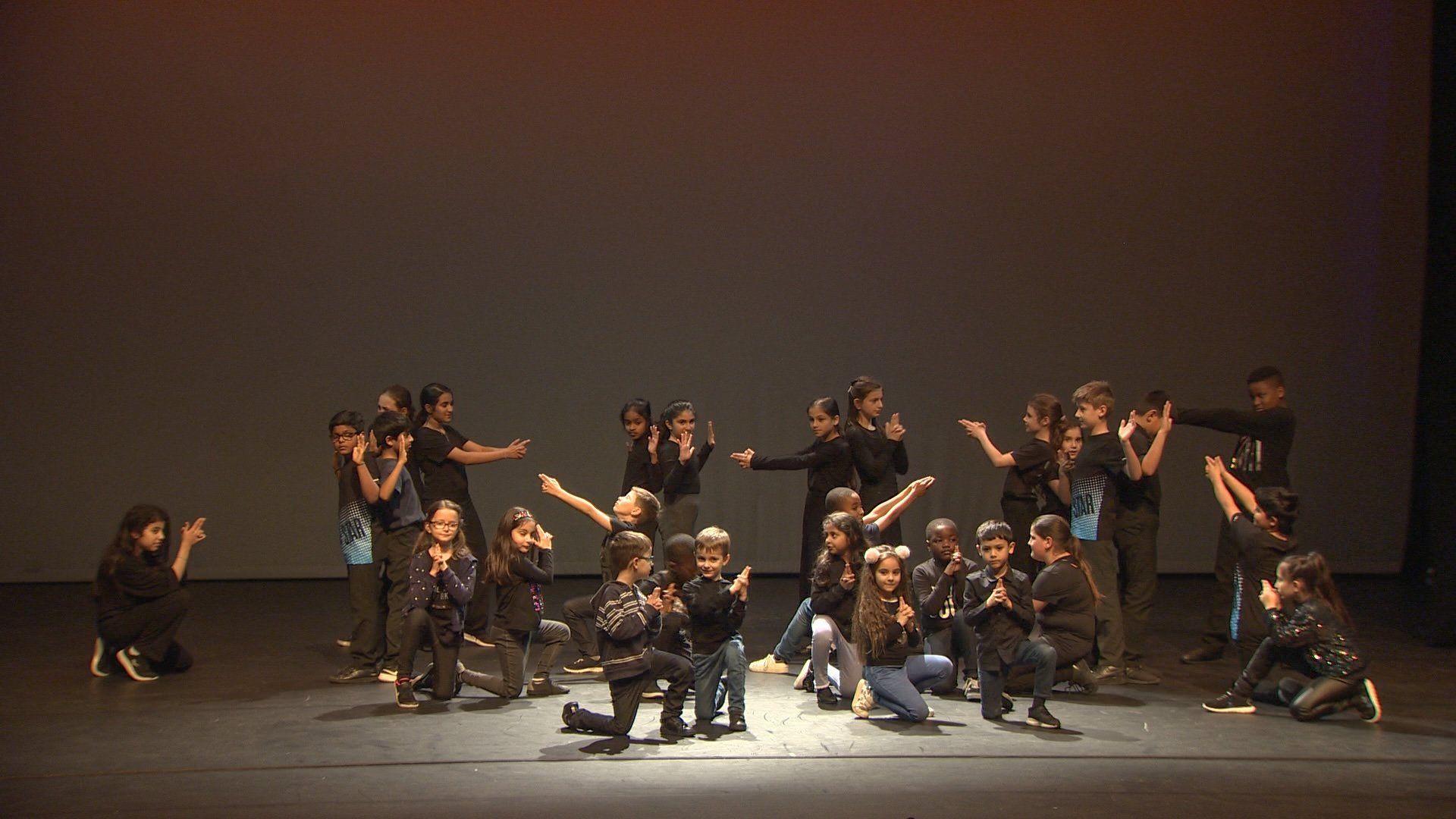 Barnet Schools' Dance Festival 2019 Images