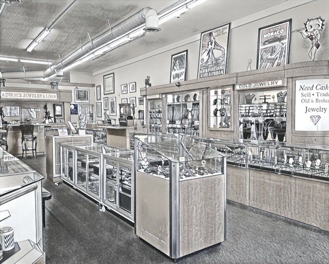 Advance Jewelry And Loan Home