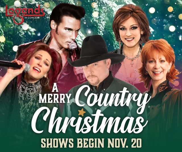 Celebrate the season with a Merry Country Christmas at OWA Theater