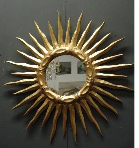 Antique Mirror From Jasper Jacks