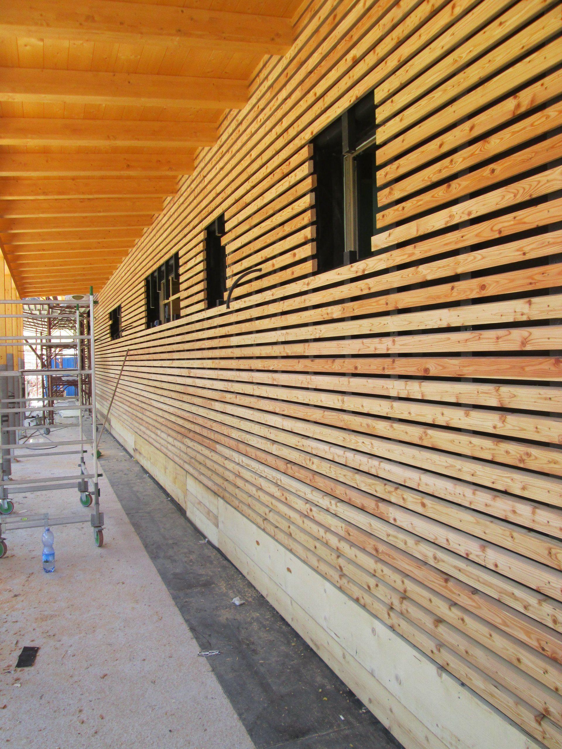 Perline in legno e rivestimenti in legno  BMS Eurolegno ...