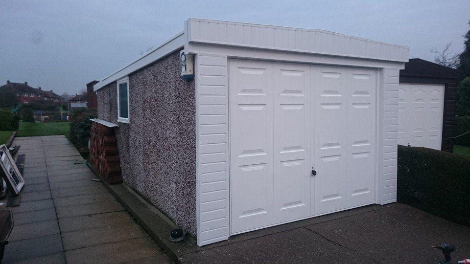 Portfolio Of Electric Garage Door Installation Across Leeds
