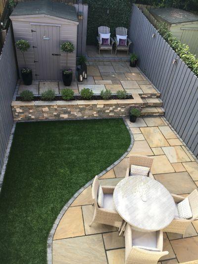 Green Room Garden Design: Garden Design And Landscaping - Lisburn