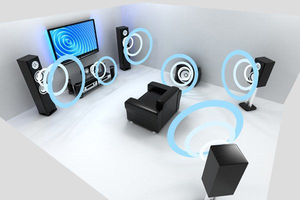 Surround Sound Home Audio Theater Audio Amarillo Tx